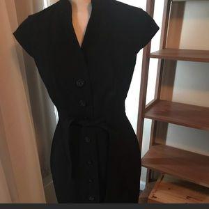 Calvin Klein black dress size 4
